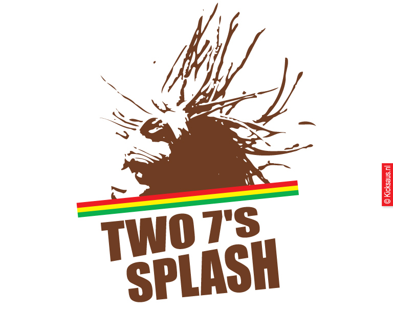KICKSAUS_TWO_SEVENS_SPLASH_LOGO