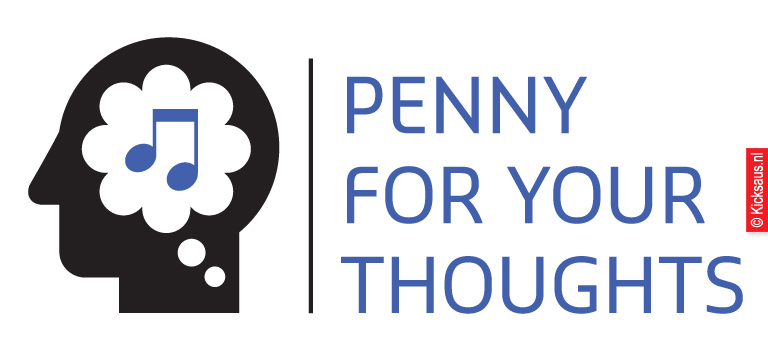 KICKSAUS_PENNY_FOR_YOUR_THOUGHTS_LOGO